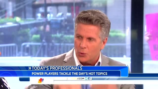 Donny Deutsch on NBC: People Only Focused on Obama Scandals Because They're 'Bored'