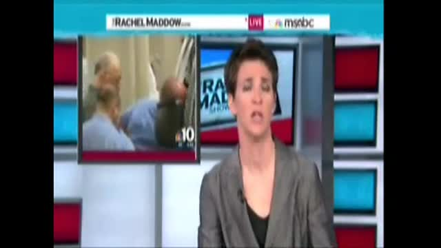 Gasp! Rachel Maddow Utters Dreaded Name &#039;Kermit Gosnell&#039;