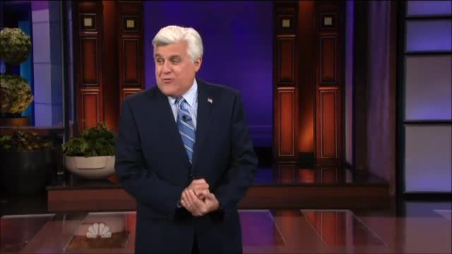 Leno: 'Remember the Old Days When Obama's Biggest Embarrassment Was Joe Biden'