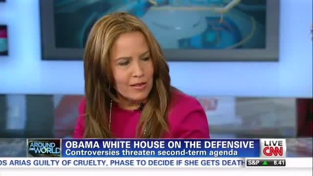 CNN's Malveaux: White House Has Lost Some 'Support' From Press Corps