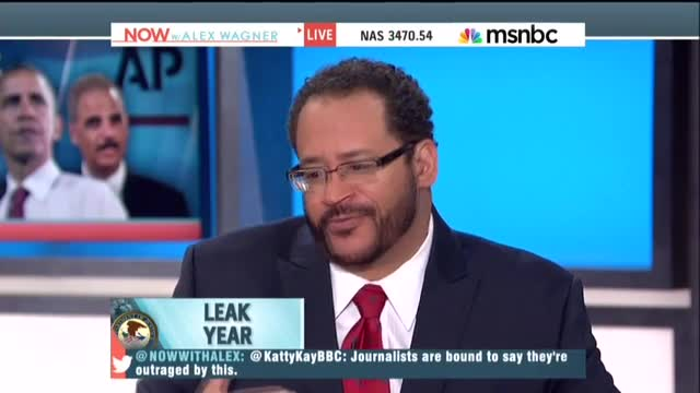 MSNBC's Michael Eric Dyson Makes Incoherent Race Rant While Discussing Justice Dept. Tapping A.P.
