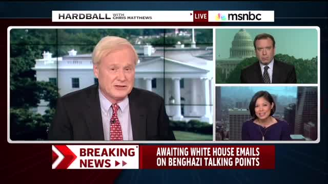 Chris Matthews Admits: Press is 'Pro-Obama'; If President Disagrees, He's 'Crazy'