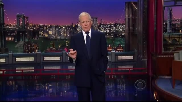 Letterman: I Don&#039;t Make Jokes About Obama Because I Don&#039;t Want the FBI Tapping My Phone