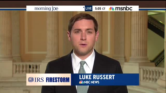 Luke Russert: 'Smart' Republicans on Ways & Means, Not 'God, Guns & Guts People'