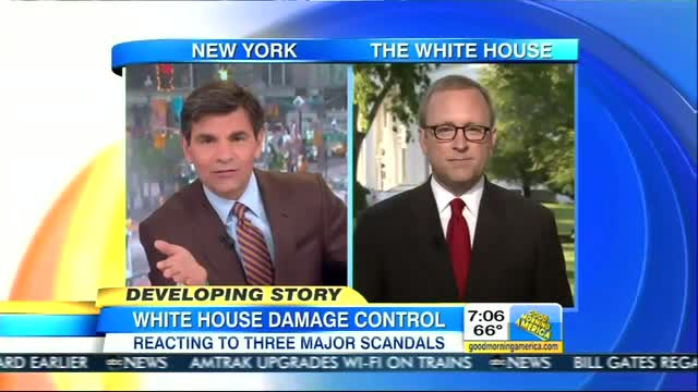 ABC Lectures: 'Real Concern' GOP May Be 'Overplaying Their Hand' on IRS