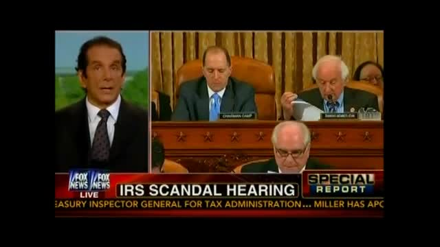 Krauthammer on IRS Testimony: 'You've Got to be a Knave or a Fool to Say That and an Idiot to Believe It'