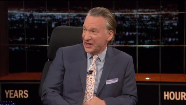 Bill &#039;The Second Amendment Is Bulls--t&#039; Maher: &#039;I Aint Giving Up My Gun&#039; 