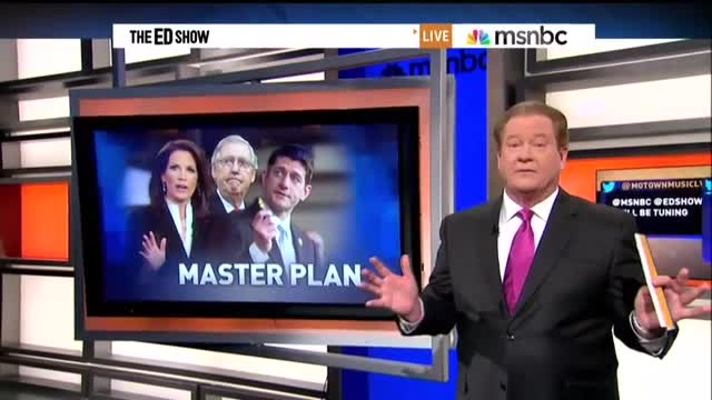 MSNBC's Schultz Admits He Doesn't Know Much About ObamaCare, Still Fawns Over Law