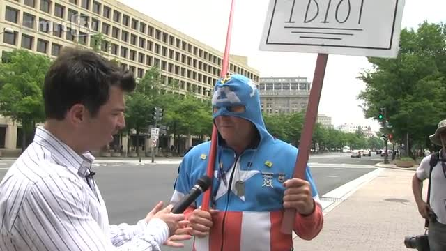The Tea Party Protests The IRS