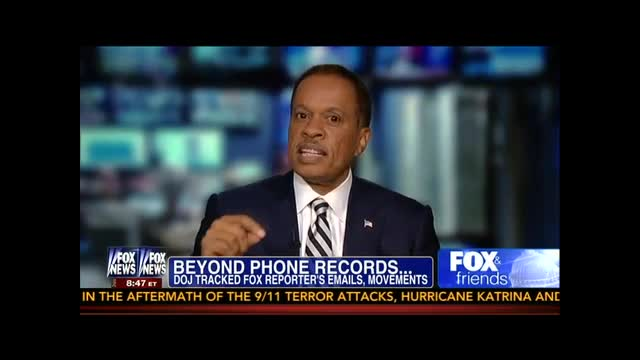 Juan Williams: The Obama Administration Has Criminalized Journalism