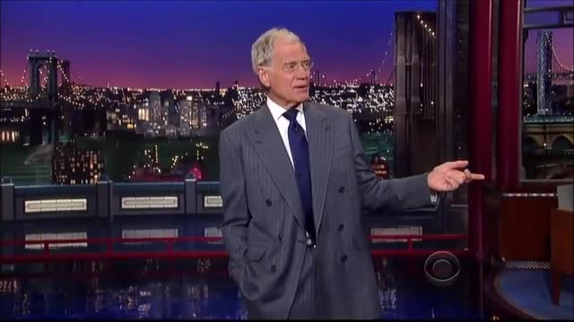 Letterman: 'Obama's in So Much Trouble Politically He's Thinking of Killing Bin Laden Again'