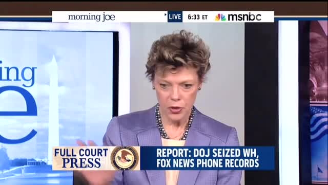 "ABC's Cokie Roberts Acknowledges Obama's Contempt for the Press, Blasts ""Presidential Propaganda"""