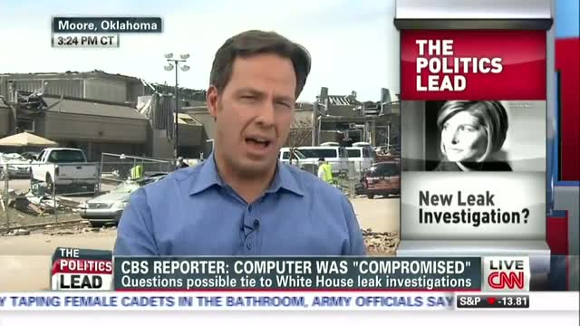 Jake Tapper Slams Obama Admin for Treatment of Fox News Reporter