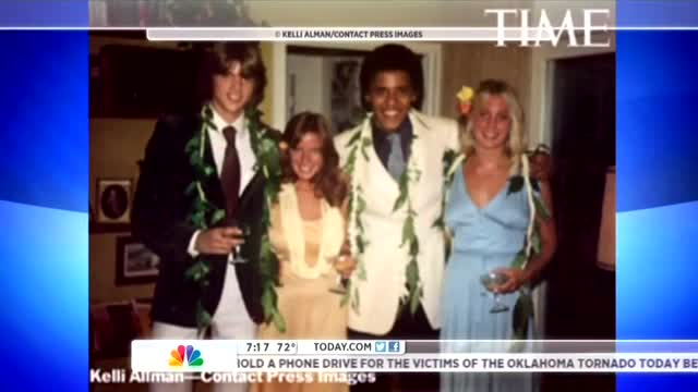 No Mention of IRS Scandal on NBC's 'Today,' But Plenty of Time for Obama Prom Photo