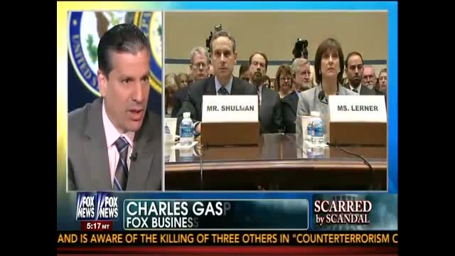 Charles Gasparino: No Accountability in IRS Scandal