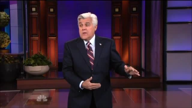 Leno: Obama Knows So Little It Appears They Moved 'Don't Ask, Don't Tell' to the White House