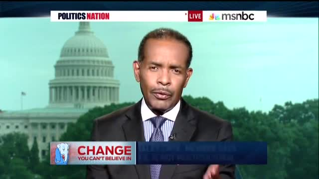 'PoliticsNation' Panel Mocks Republican Outreach to Minorities