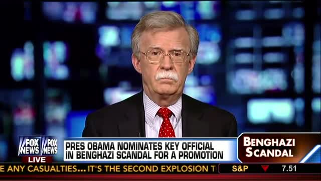 John Bolton on Nuland Selection
