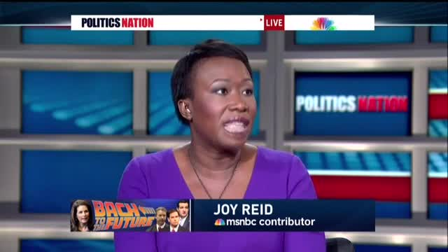 Reid, Grim Blast Tea Party Movement and Republican Party on 'PoliticsNation'