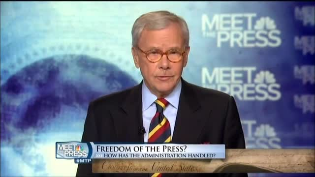 Brokaw: 'It's Tough to See How' Holder Keeps His Job
