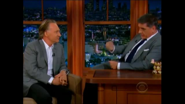 'Late Late Show' Host Craig Ferguson Tells Bill Maher He's Controlled by the Democratic Party