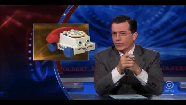 Colbert: 'Obama Is a Tyrannical Despot Who Ignores All the Rules'
