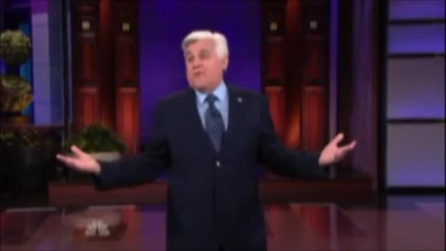 Leno Booed for Telling Esther Williams Joke Says 'I Don't Care – I'm Leaving Soon'