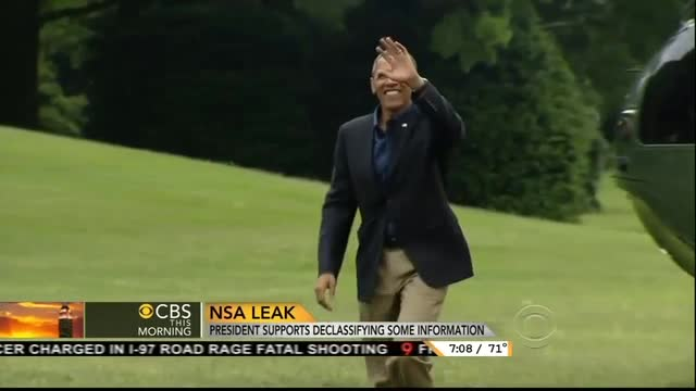 CBS: Obama Has to Admit 'Startling Truth' on Spying, is Facing a 'Political Crisis'