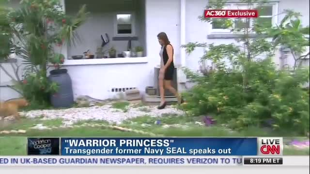 "AC360 Gives Extensive Primetime Coverage to ""Warrior Princess"""