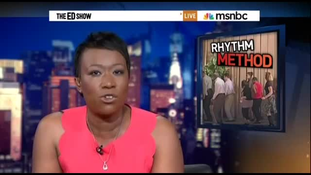 MSNBC's Reid Ignores Wasteful IRS Dancing Videos by Interviewing Musician Behind 'Cupid Shuffle'