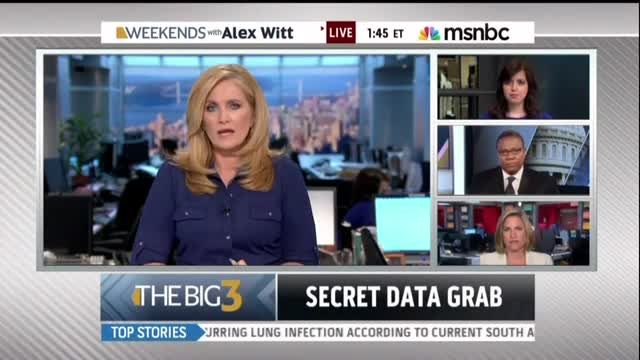 MSNBC Anchor Tries, Fails to Get Guests to Blame Bush For NSA Snooping Under Obama