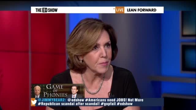 MSNBC Panel Agrees: Republicans 'Don't Care About' Millions Struggling in Obama Economy