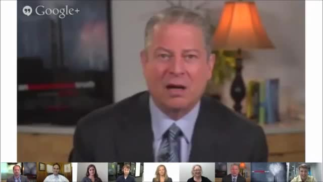 Gore Calls the Koch Brothers 'Purveyors of the Dirtiest Energy on Earth'