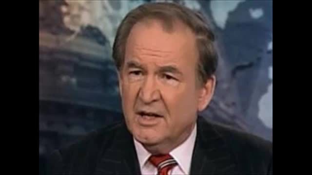 Pat Buchanan: Republicans Caving on Immigration Like Chamberlain Giving Sudetenland to Hitler