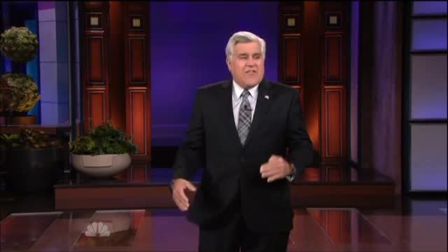 "Leno: 'Now That Tebow's Associated With the Word ""Patriot"" He's Being Audited by the IRS'"