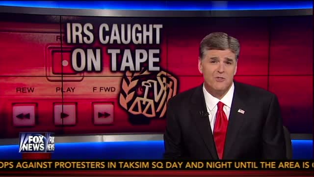 Hannity Esposes Video of IRS Telling Pro-Life Group: Keep Your Faith to Yourself