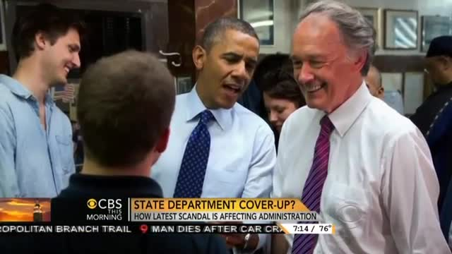 CBS's John Dickerson: Obama White House Scandals are 'Little Fires'