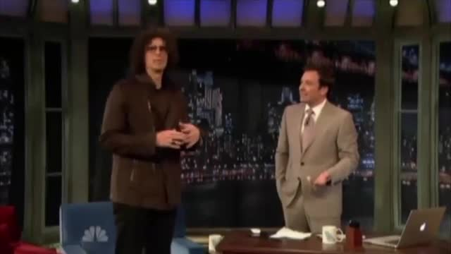 Howard Stern to Jimmy Fallon: 'How You Got The Tonight Show I Don't Know. You Barely Beat Craig Ferguson'