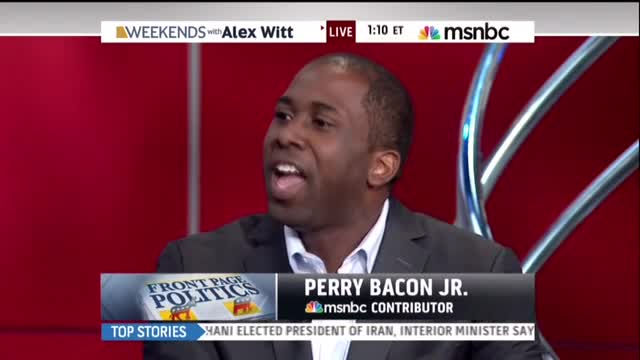 MSNBC Contributor Scolds Faith and Freedom Conference For Failing to Reach Out to New Voters
