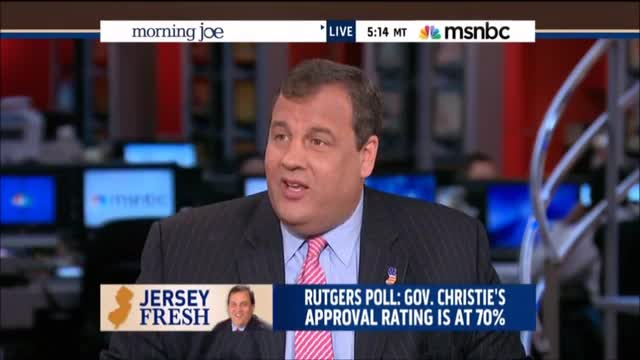 Christie: Obama's 'Charm Offensive Should Have Started January 2009'; 'Bit Late in Dating Game'