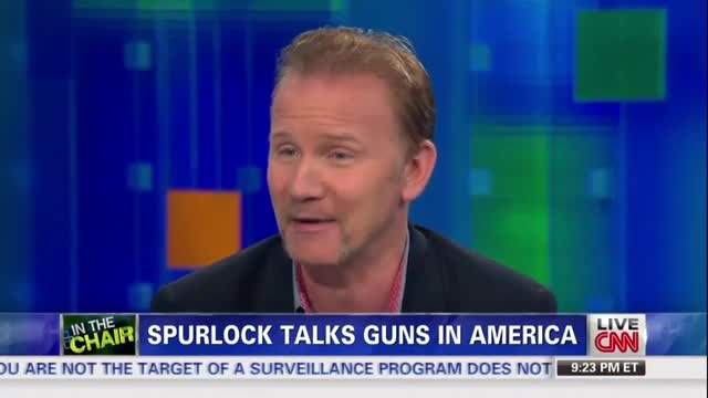 New CNN Host Pushes Stronger Gun Laws, Mental Health Database