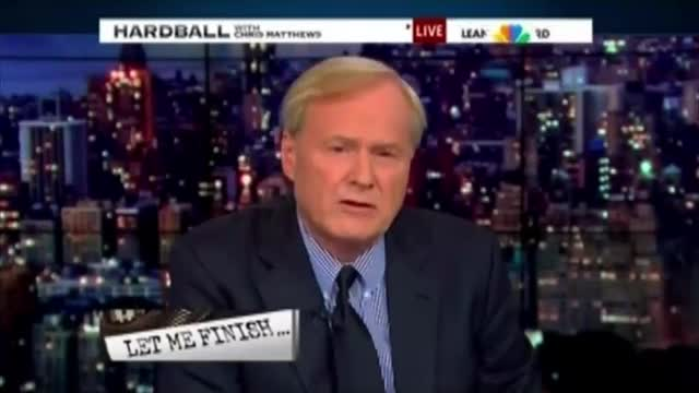Matthews: 'Change Department of Defense to Department of Killing Islamic People on Global TV'