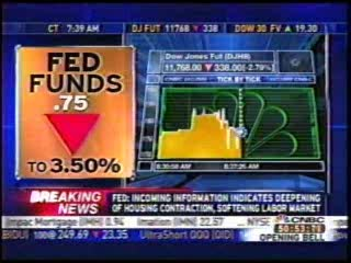 Cramer Goes After Fed and Wall Street Journal on Air