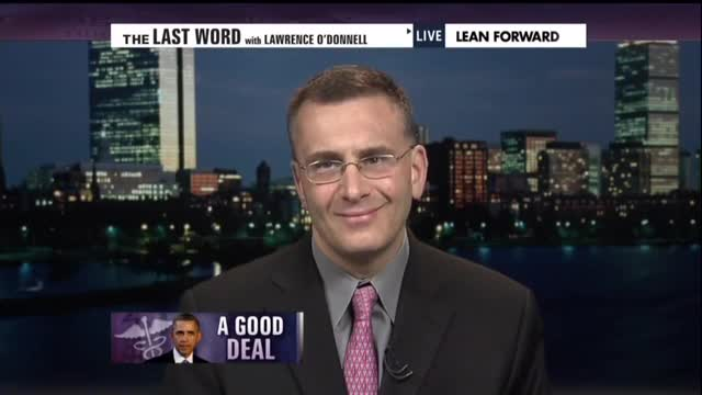 MSNBC's Melber: Tea Partiers Want to 'Make Sure More People Are Uninsured'