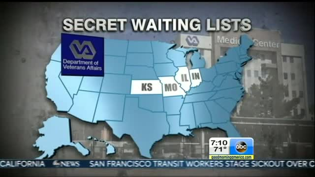 Only ABC Covers Latest Developments in VA Scandal as It Explodes to New States