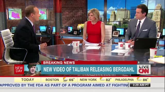 CNN Liberal Begala Sees 'Enormous Problem' in Obama Breaking Law with Taliban Release
