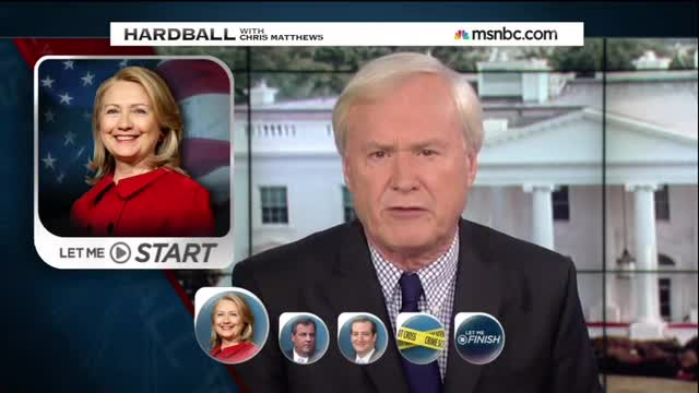 Chris Matthews Whines That 'Disgusting' Anti-Hillary Ad To Air During Interview on ABC