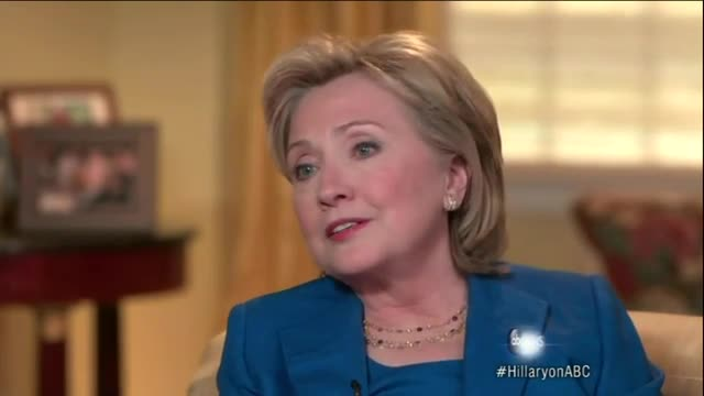 Hillary Refuses to Admit Whether She Called Lewinsky a 'Narcissistic Looney Toon'