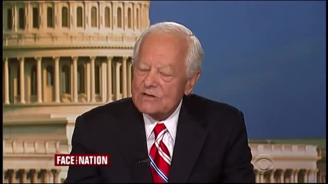 CBS Host Schieffer Wonders How Sens. McCain and Graham Deal With GOP During Immigration Crisis