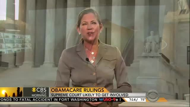 NBC Continues To Ignore Latest ObamaCare Court Rulings